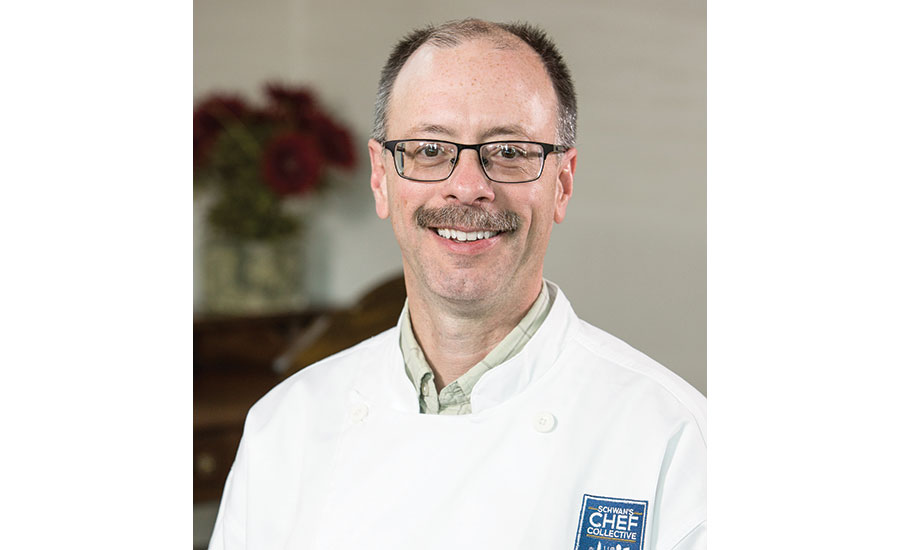 Michael Gunn, Directory of Culinary for Schwan's Co.