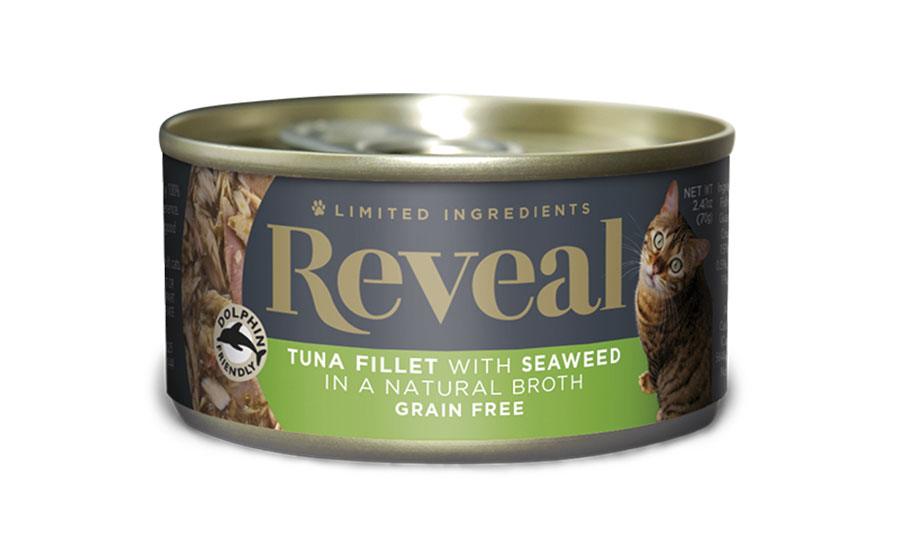 Reveal Tuna Fillet with Seaweed