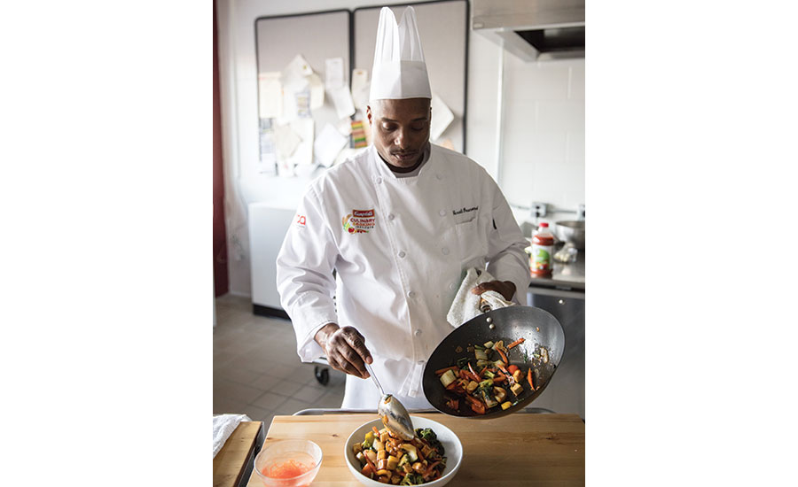 Executive Chef Gerald Drummond