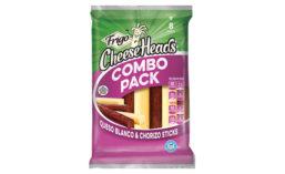Frigo CheeseHeads Combo Pack Queso Blanco & Chorizo Sticks
