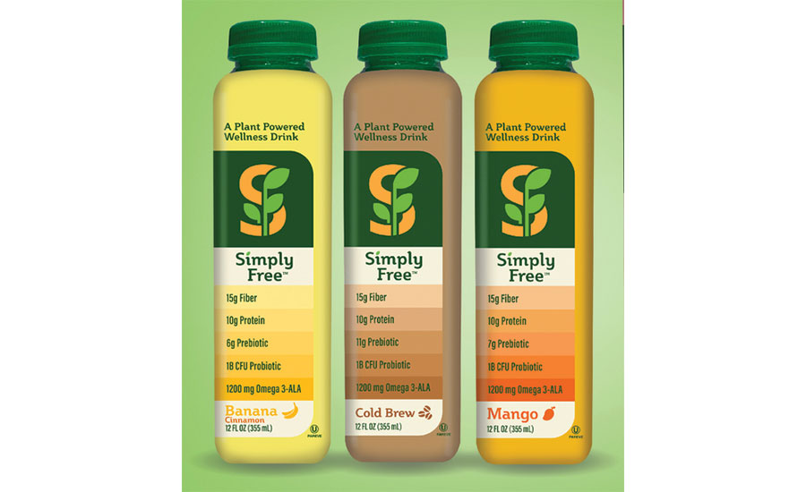 Simply Free Wellness Drinks