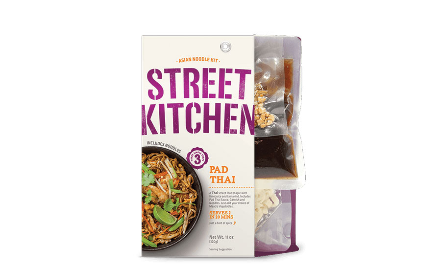 Street Kitchen Pad Thai Noodle Kit