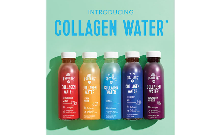 Vital Proteins LLC Collagen Water Line
