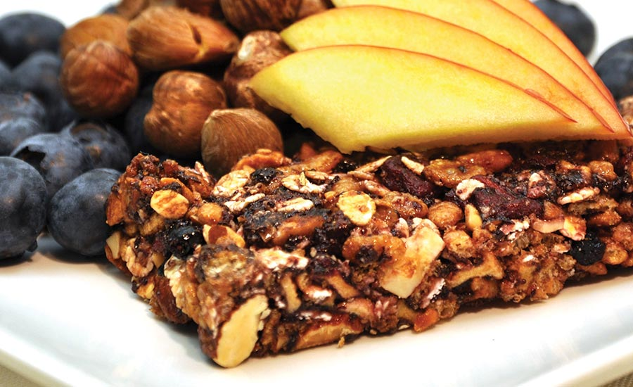 Fruit and Nuts Bar