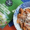 Good PLANeT Foods Parmesan Cheese on Pasta