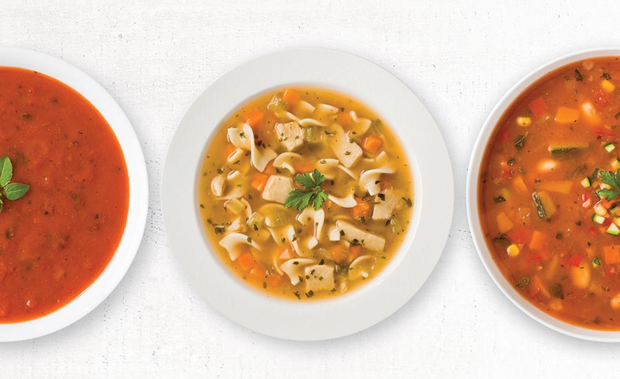 Campbell's Signature Reduced Sodium Soups