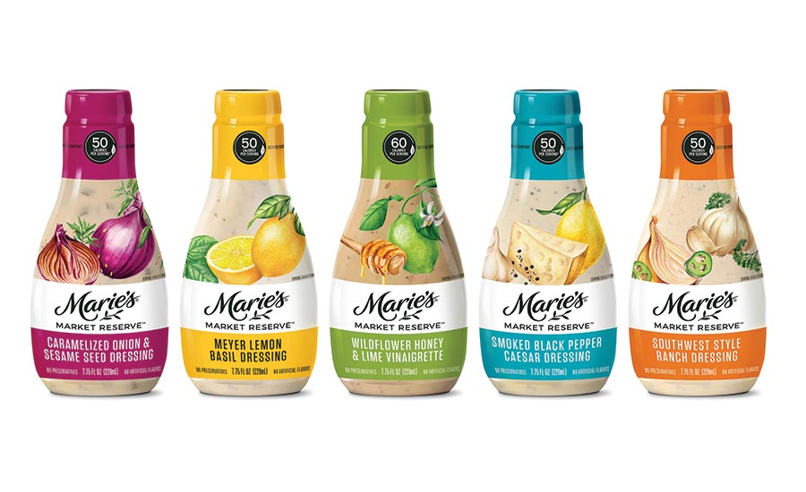 Marie's Market Reserve Refrigerated Dressings