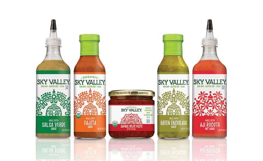 Sky Valley International Sauces