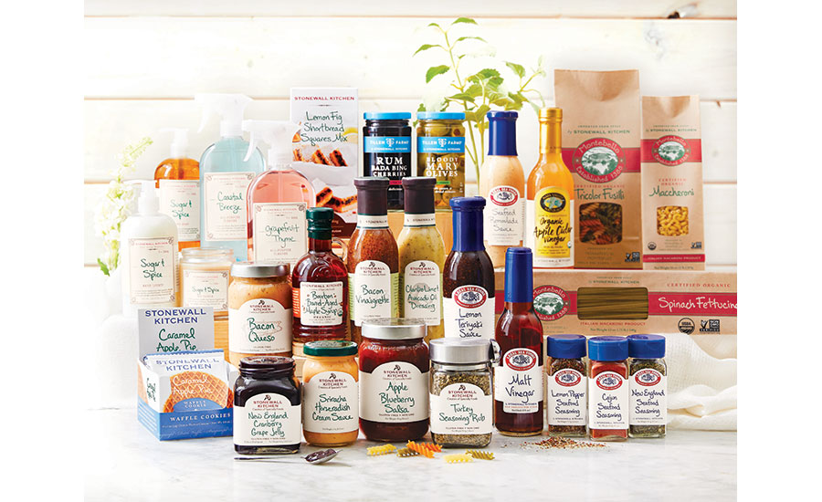 Stonewall Kitchen Sauces, Dressings, and Spreads Offerings