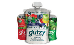 Gutzy Organic Botanical Gut Health Snack