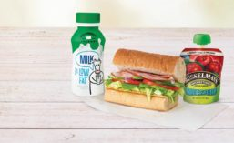 Subway Fresh Fit For Kids Meal