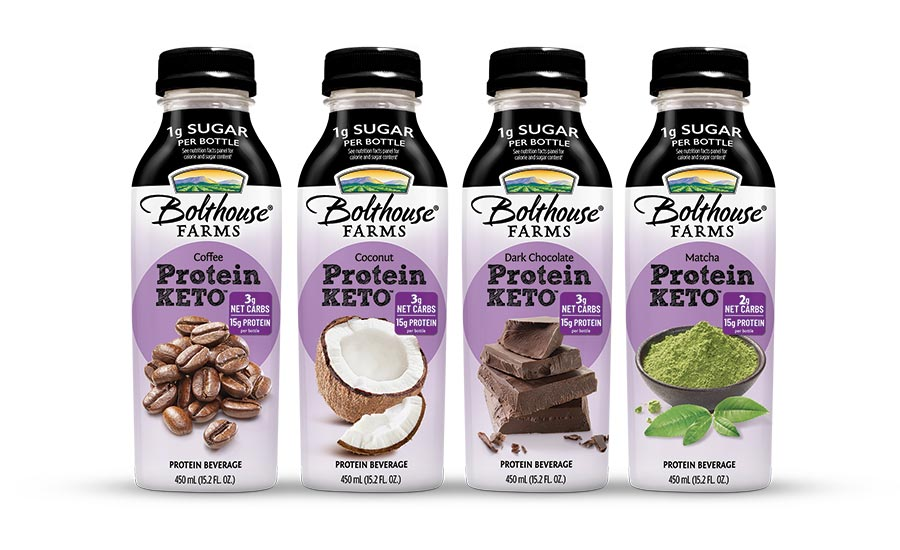 Bolthouse Farms Protein Keto Line