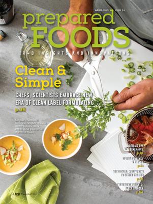 Prepared Foods April 2020 Cover
