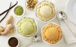 Ice Cream Made With Botanicals