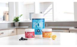 Orgain Sport Protein Powders