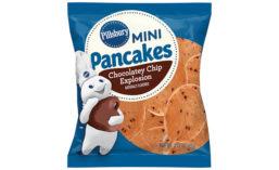 Pillsbury Mini Pancakes Chocolately Chip Explosion
