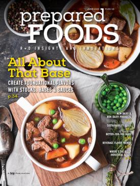 Prepared Foods June 2020 Cover