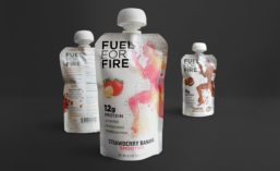 Fuel for Fire Smoothie Pouches