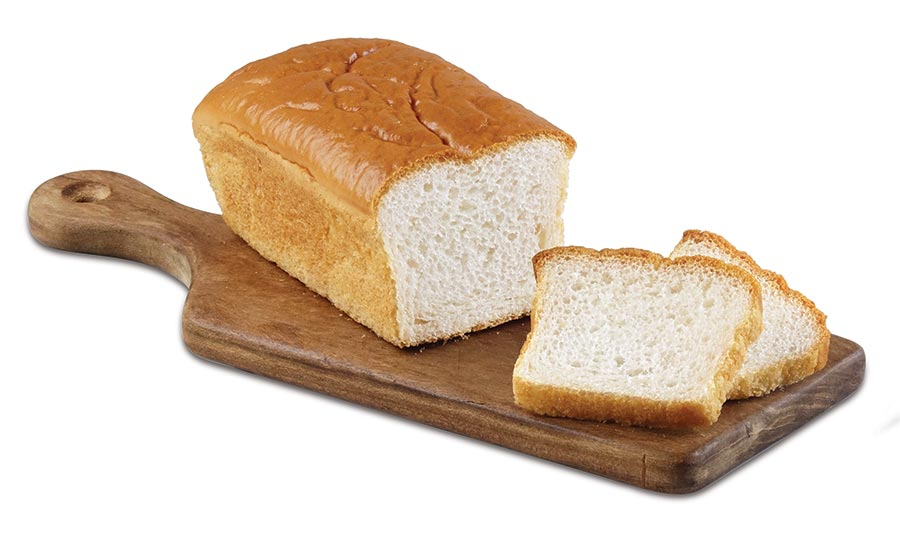 Loaf and Slices of Bread