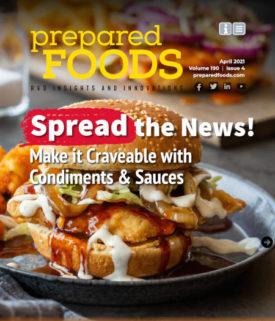 Prepared Foods April 2021 Cover