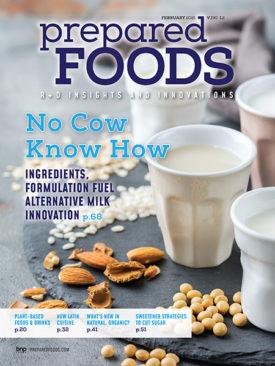 Prepared Foods February 2021 Cover