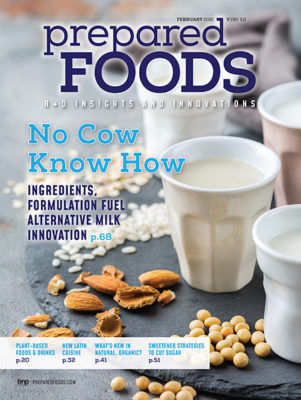 Prepared Foods February 2021 Cover
