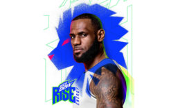 LeBron James and MTN DEW RISE ENERGY