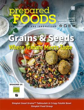 Prepared Foods June 2021 Cover