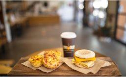 Philz Coffee Plant Powered Sandwich