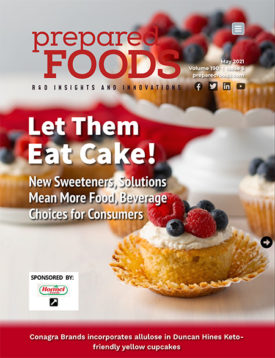 Prepared Foods May 2021 Cover