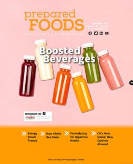 Prepared Foods September 2021 Cover