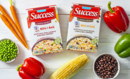 Success Garden & Grains Blends Boil-in-Bag Rice Dishes
