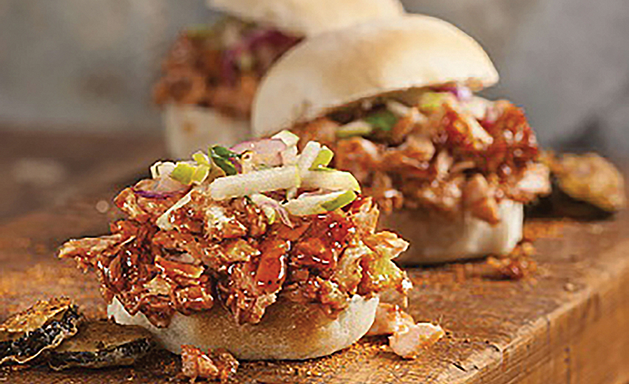 High Liner Foods' BBQ Pulled Salmon