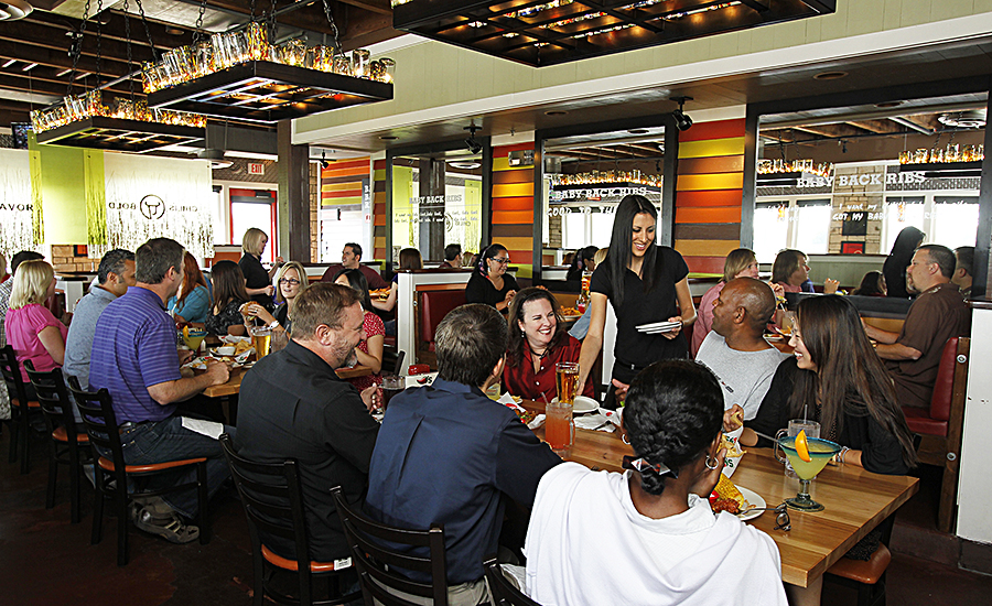 New specialized restaurant menus prepared foods