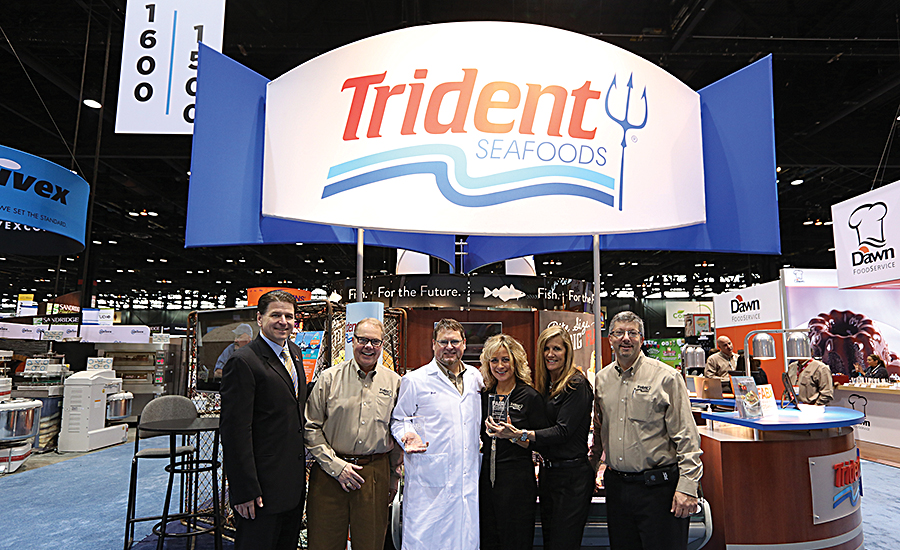 FABI judges awarded two prizes to Trident Seafoods