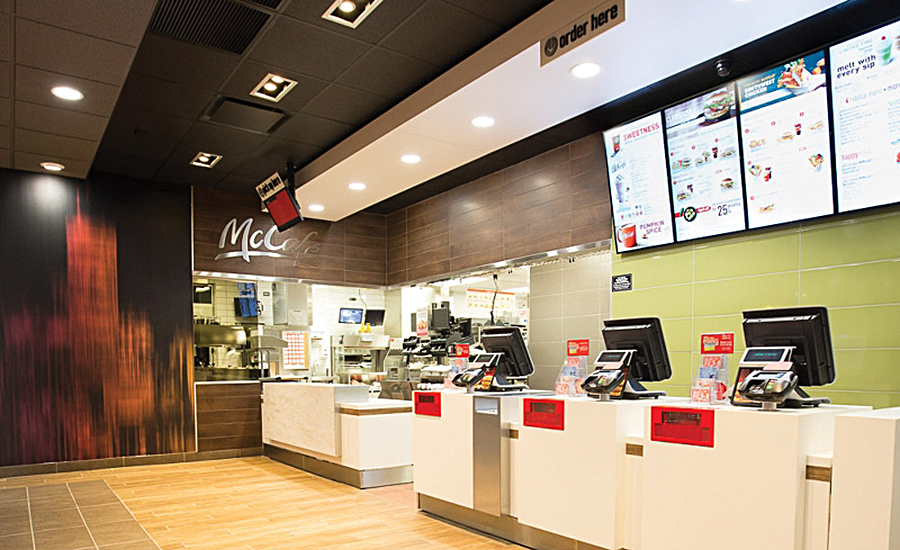 Labeling rules will impact menu boards in McDonald's and other foodservice outlets