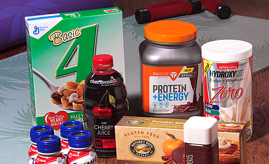 Digestive Health, Energy and Sports Performance Products