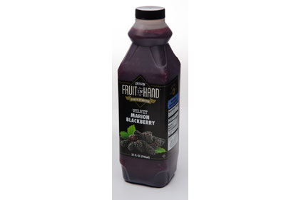 fruit purees, all natural