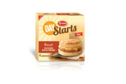 Tyson Day Starts, breakfast sandwich
