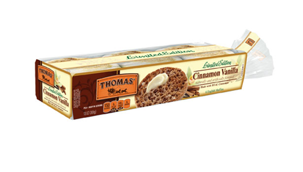 Thomas breakfast, Thomas flavor of the year