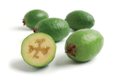 feijoa fruit, pineapple guava