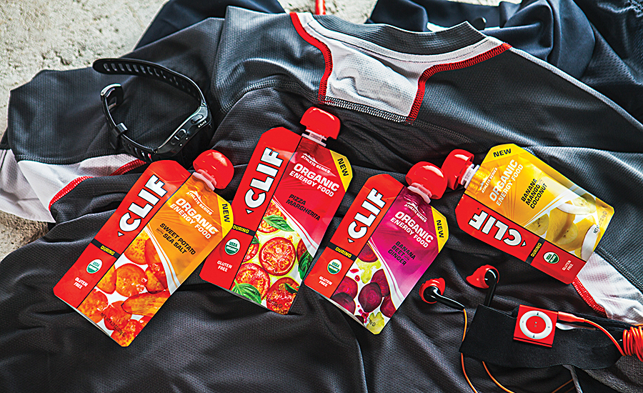 CLIF offers alternative foods, forms and flavors for energy