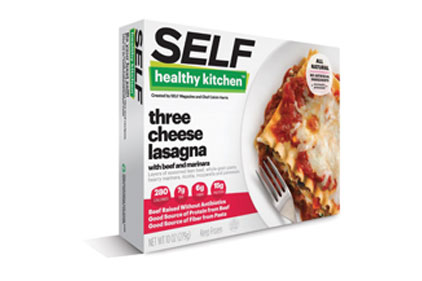 Self brand healthy meals