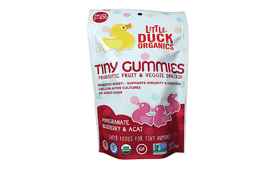 Little-Duck Organics Tiny Gummies