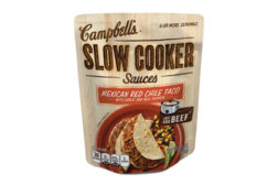 campbell slow cooker sauce