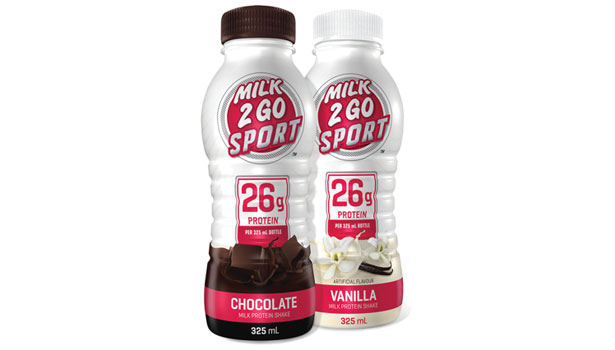 milk2go, protein drink