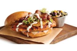 grilled chicken sandwich, Nestle