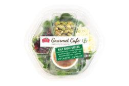 Chiquita gourmet cafe, salad