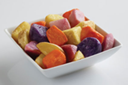 potato medley, roasted potatoes