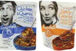 Campbells latin soups